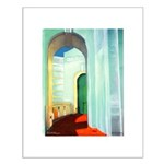 Deco Arch Small Poster