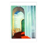 Deco Arch Postcards (Package of 8)