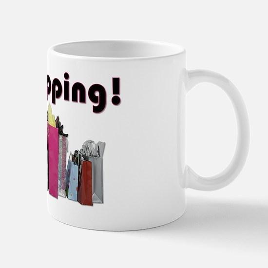 I Love Shopping Mug