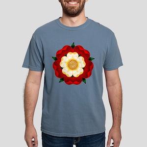 tudor-rose2 Mens Comfort Colors Shirt