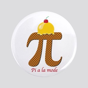 Pi a la mode Button