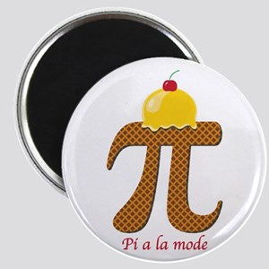 Pi a la mode Magnets
