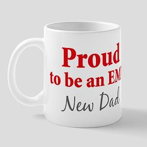 Proud EMT: New Dad Mug