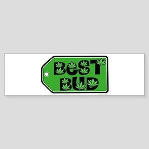 Best Bud Bumper Sticker