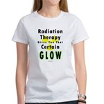 Radiation Glow Women's T-Shirt