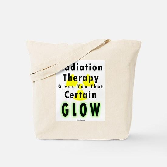 Radiation Glow Tote Bag