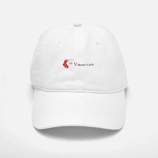 La Vie Monte-Carlo logo Baseball Baseball Baseball Cap
