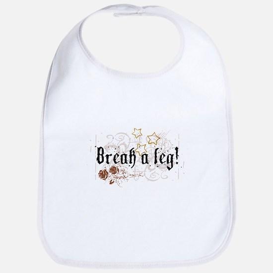Break a Leg Bib