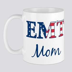 Mom: Patriotic EMT Mug