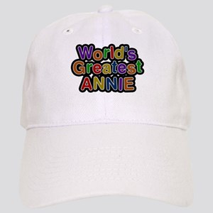 Worlds Greatest Annie Baseball Cap
