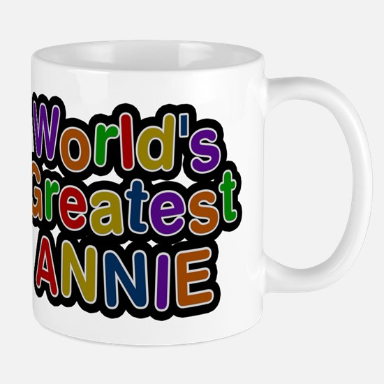 Worlds Greatest Annie Mug
