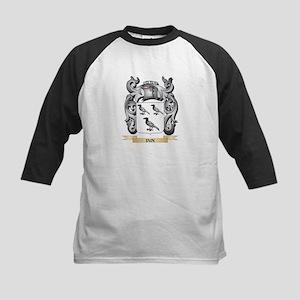 Iain Coat of Arms - Family Crest Baseball Jersey