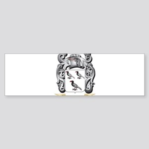 Iain Coat of Arms - Family Crest Bumper Sticker