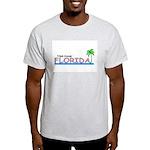 Visit Scenic Florida Ash Grey T-Shirt