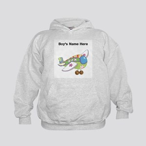 Personalized Airplane Hoodie