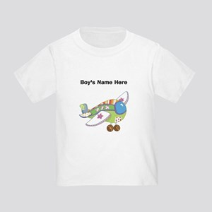 Airplane baby gifts cafepress personalized airplane t shirt negle Gallery