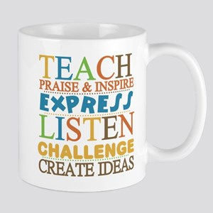 Teacher Creed Mug