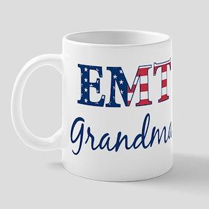 Grandma: Patriotic EMT Mug