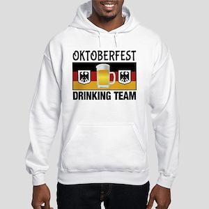 Oktoberfest Drinking Team Hoodie Sweatshirt