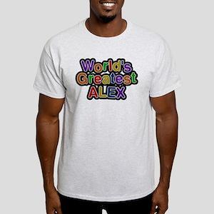 Worlds Greatest Alex T-Shirt