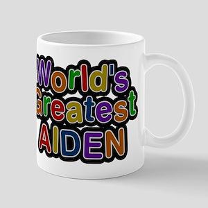 Worlds Greatest Aiden Mug