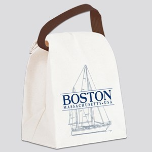 Boston - Canvas Lunch Bag