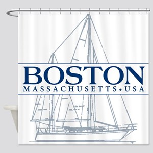 Boston - Shower Curtain