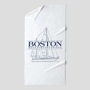 Boston - Beach Towel