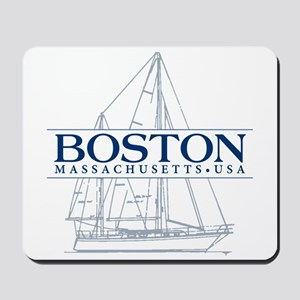 Boston - Mousepad