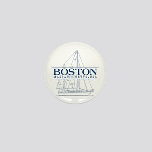 Boston - Mini Button