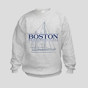 Boston - Kids Sweatshirt