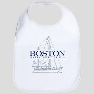 Boston - Bib