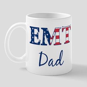 Dad: Patriotic EMT Mug