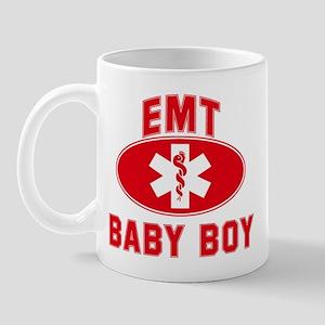 EMT Symbol: BABY BOY Mug