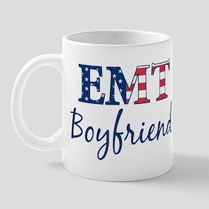 Boyfriend: Patriotic EMT Mug