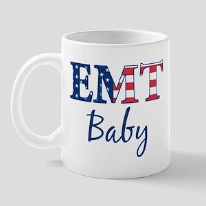 Baby: Patriotic EMT Mug