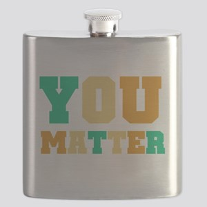 YOU Matter Flask