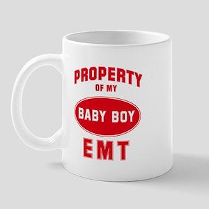 BABY BOY - EMT Property Mug
