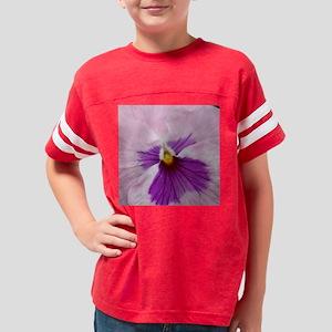 Pansy 6x6 Youth Football Shirt