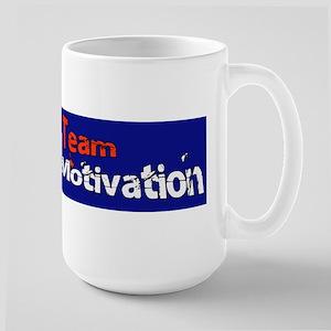 Team Motivation Large Mug