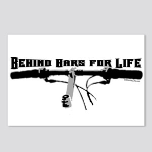Behind Bars For Life Postcards (Package of 8)