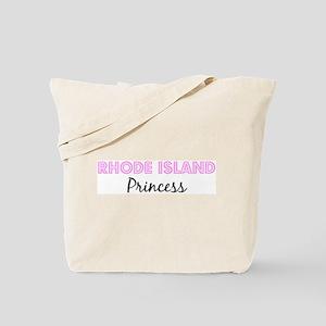 Rhode Island Princess Tote Bag