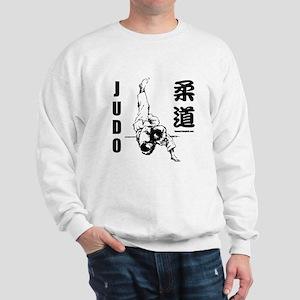 Judo Throw Sweatshirt