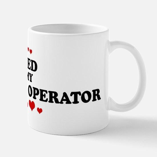 Loved by: FIRE ALARM OPERATOR Mug