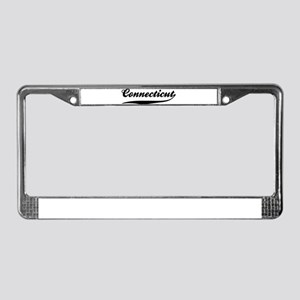 Connecticut License Plate Frame
