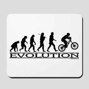 Evolution (Mt. Biking) Mousepad
