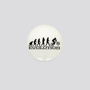 Evolution (Mt. Biking) Mini Button