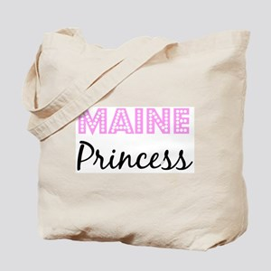 Maine Princess Tote Bag