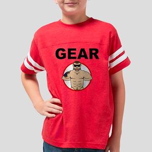 gearsub Youth Football Shirt