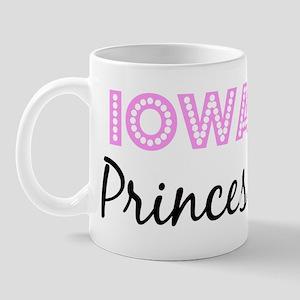 Iowa Princess Mug